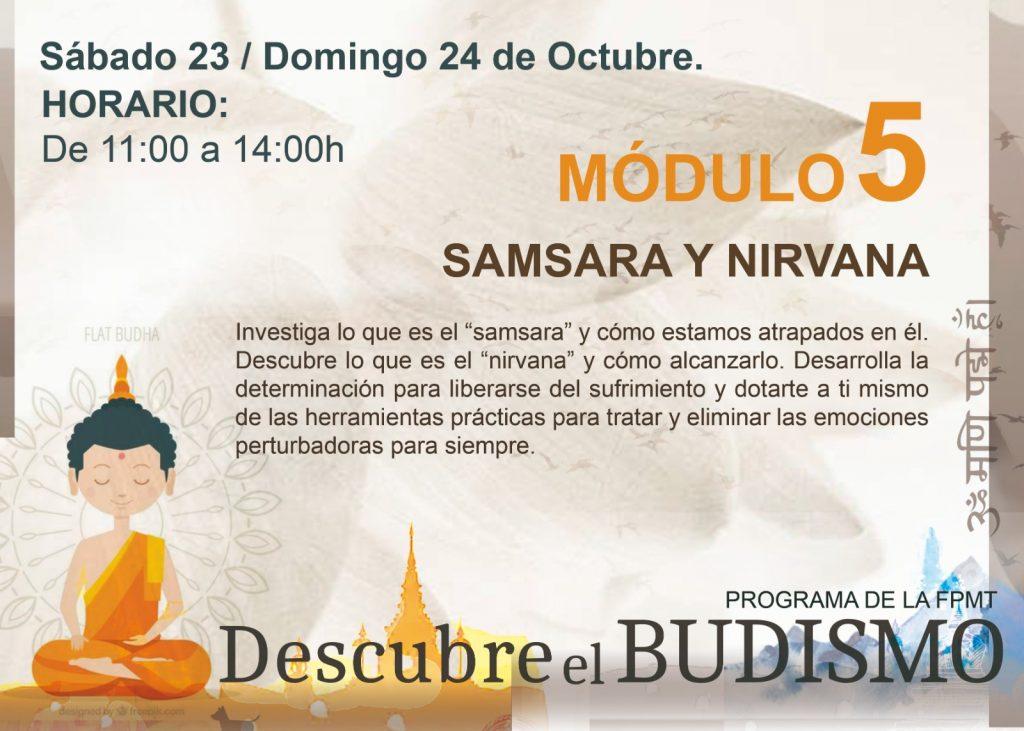 Curso de Descubre el Budismo FPMT